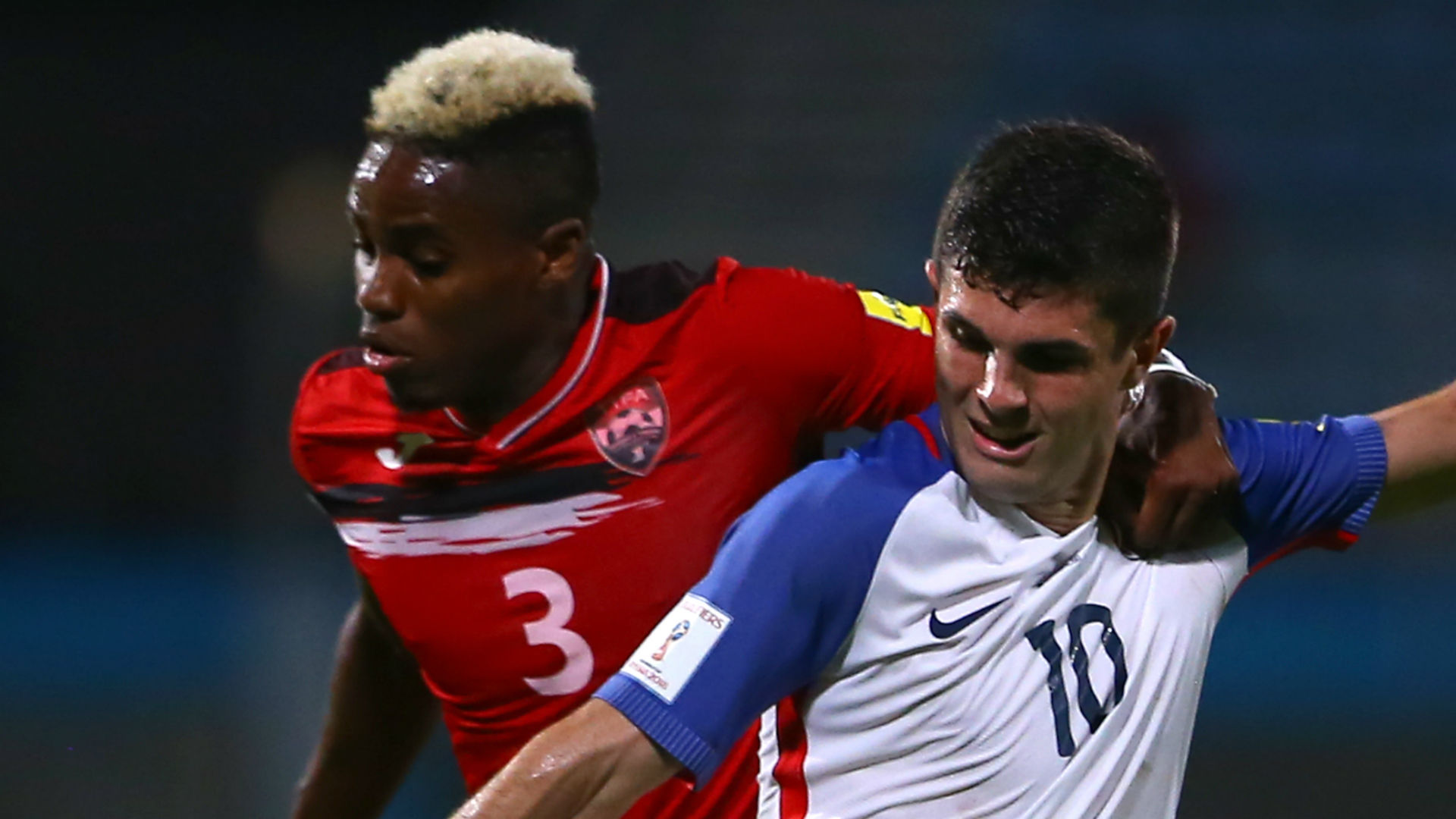 United States to face Panama, Trinidad and Tobago at Gold Cup