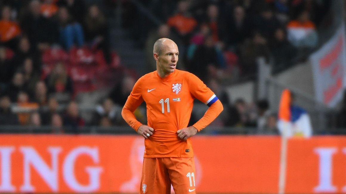 Kết quả hình ảnh cho Arjen Robben netherlands