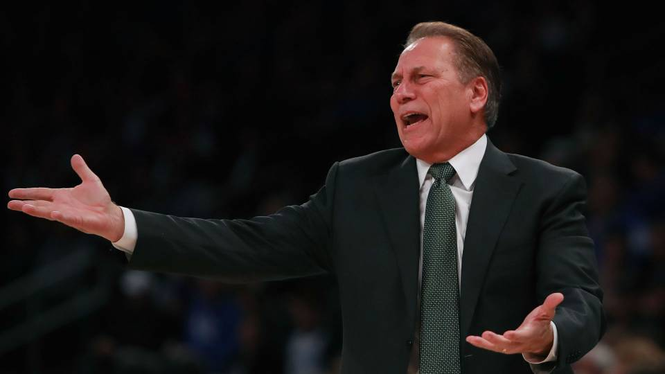 Tom Izzo apologetic about Michigan States difficult