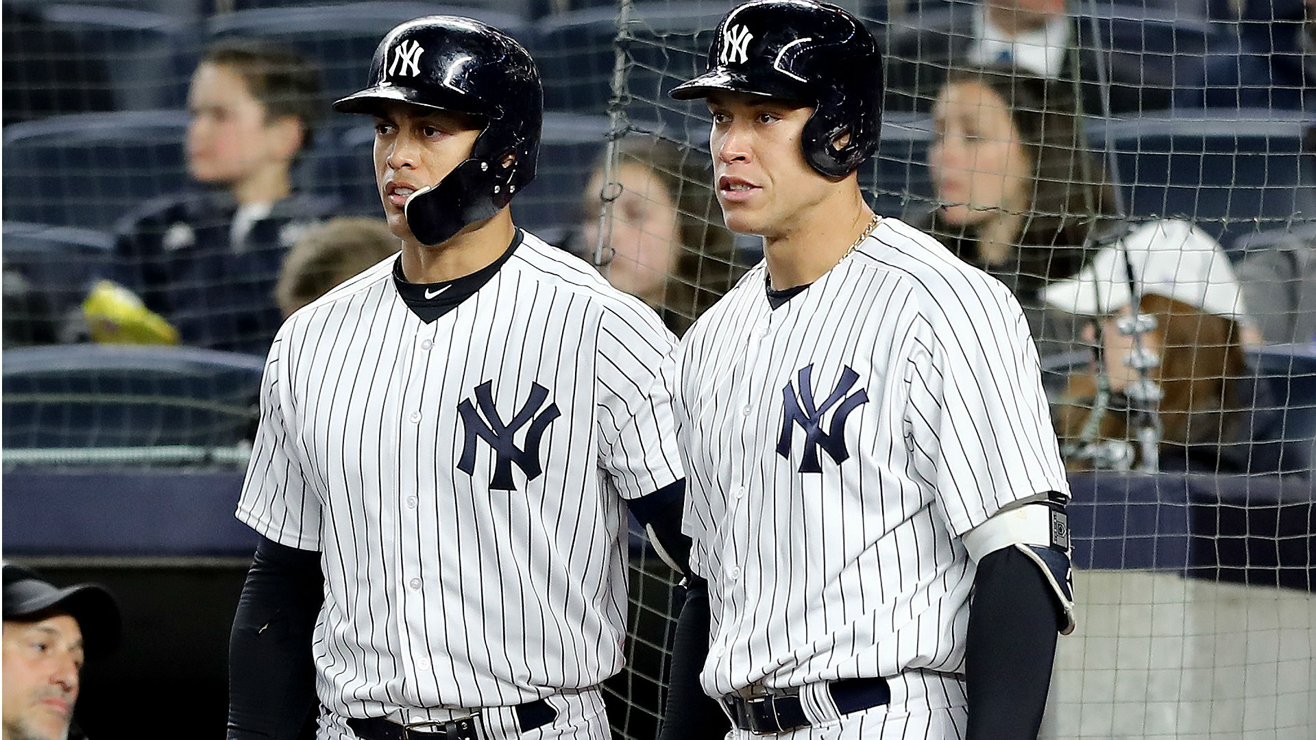 Image result for stanton and judge