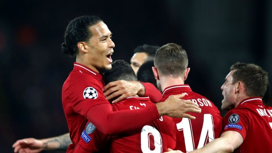Liverpool News If You Don T Believe Stay At Home Virgil