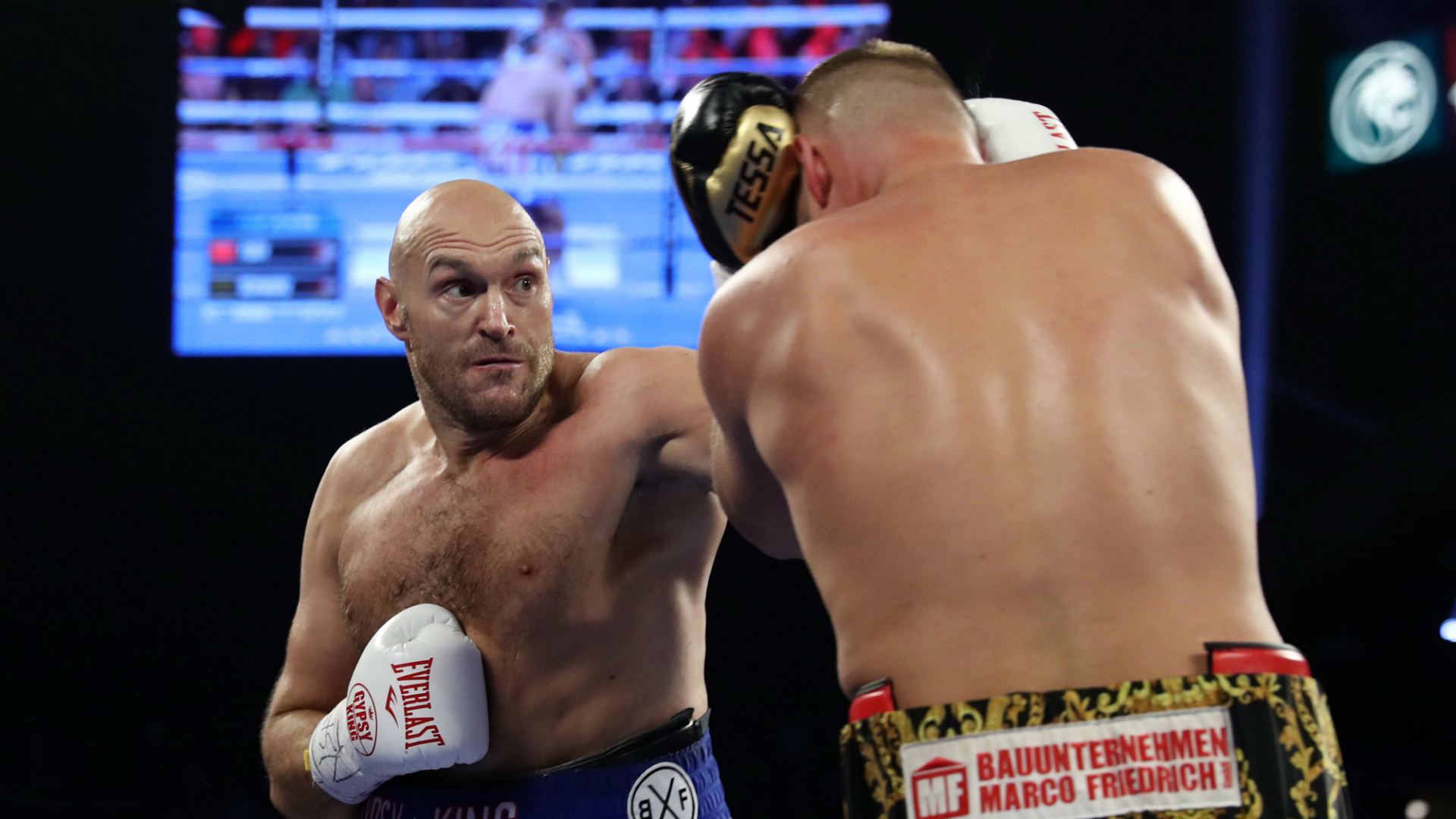 Tyson Fury S 2020 Vision For Deontay Wilder Fight