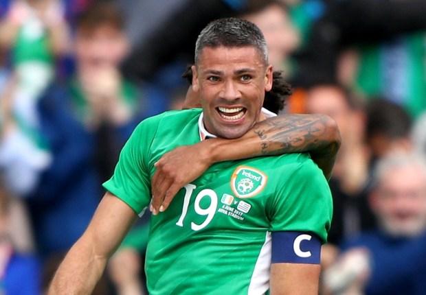 Ireland international Jonathan Walters