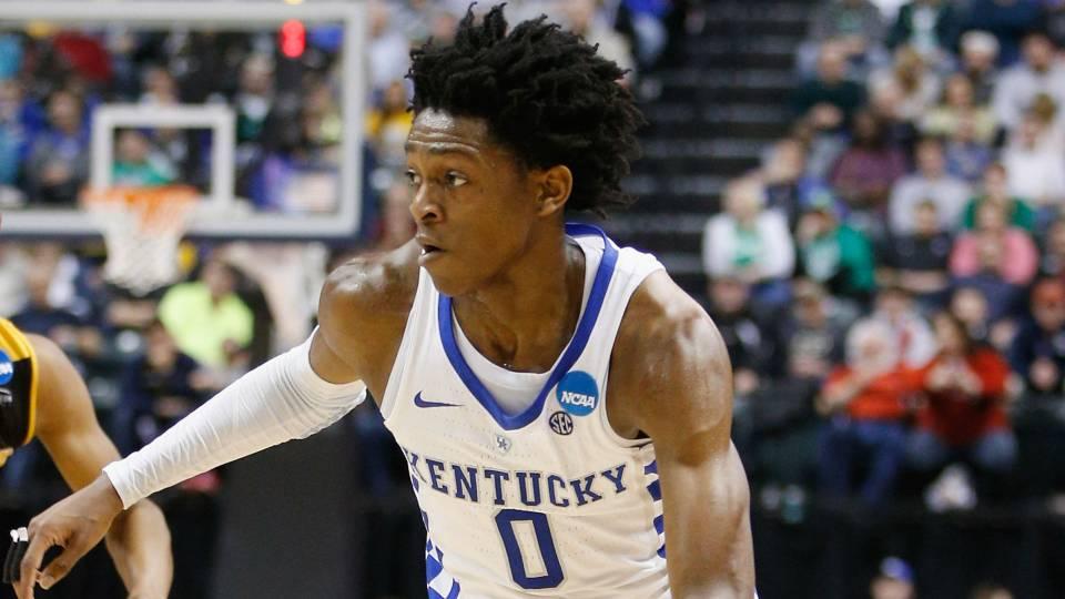 Kentucky PG DeAaron Fox Declares For NBA Draft NBA