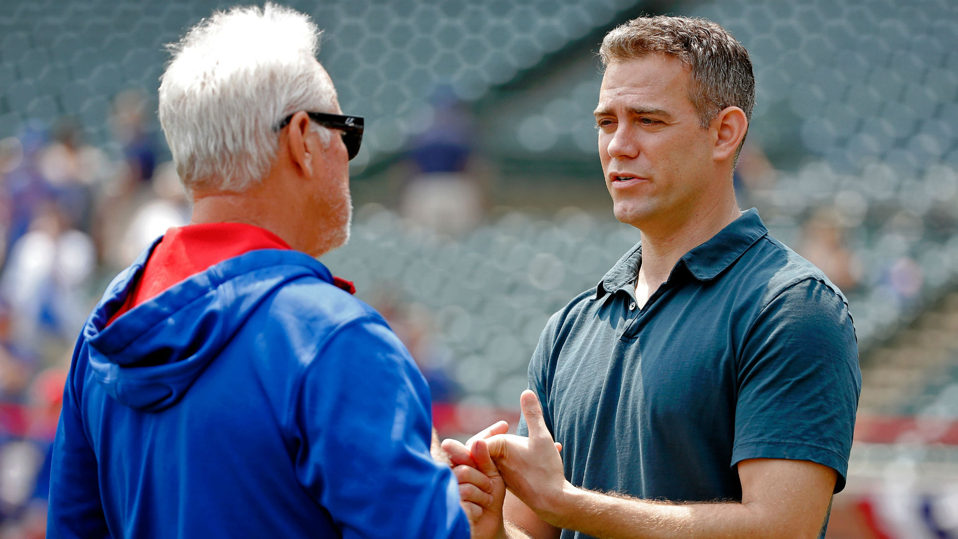 Theo Epstein Cubs Rebuild Inspired Royals Success