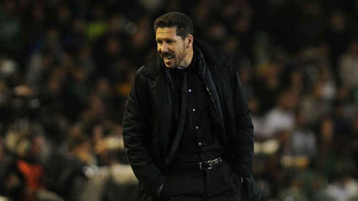 Simeone plays down Atletico's title hopes
