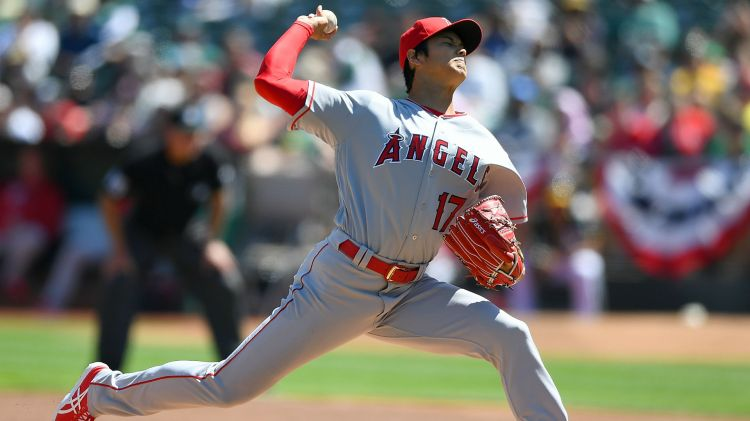 Angels' Shohei Ohtani works around early mistake in solid ...