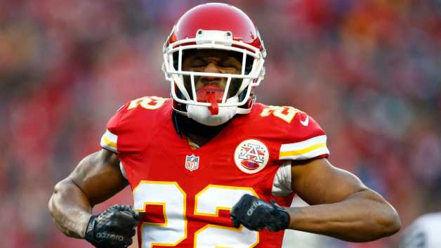 Image result for marcus peters picture angry