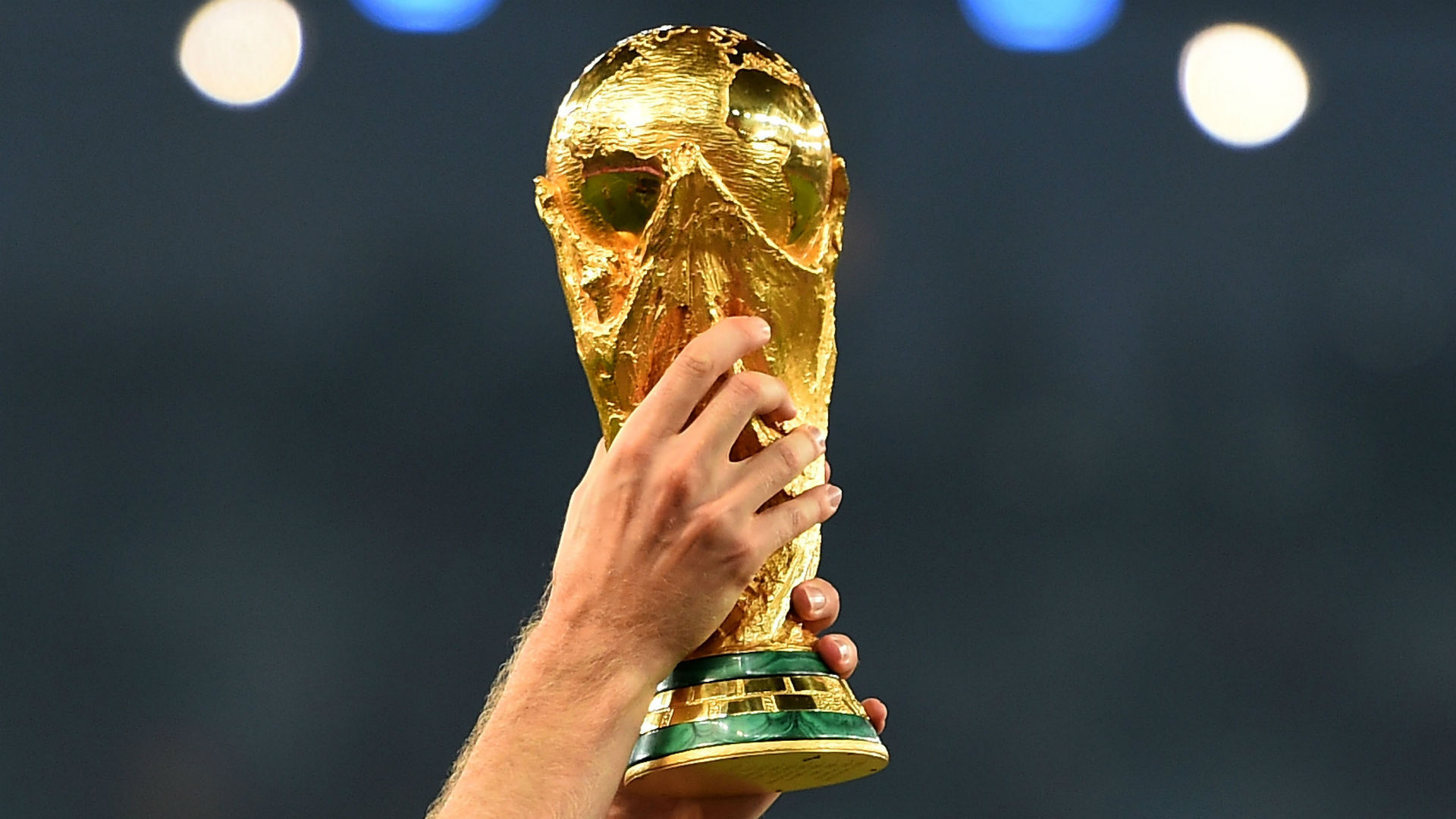 Image result for world cup trophy ice cream