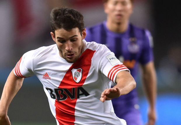 River Plate duo Mayada and Martinez Quarta fail drugs test