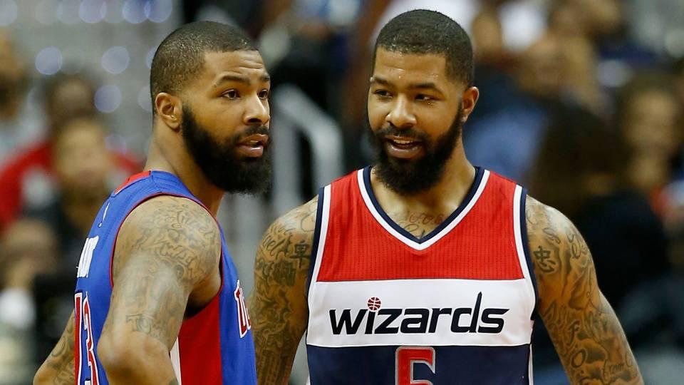 【傻傻分不清楚】如今巫師的Morris究竟是Markieff還是Marcus呢? | NBA賽場 | 籃球地帶 - fanpiece