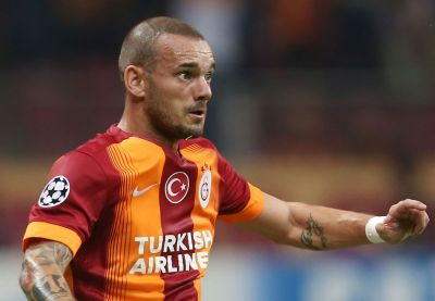 Sneijder: Money was never an issue in Galatasaray stay
