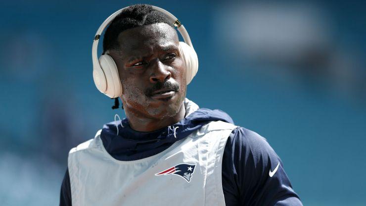Antonio Brown: Ex Steelers, Raiders, Patriots WR se disculpa con 'las organizaciones que ofendí' 10