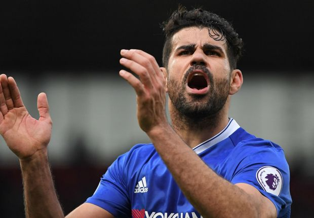 AC Milan had talks with Diego Costa's agent, CEO confirms