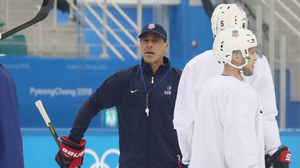 Winter Olympics 2018 Chris Chelios Frustrated By