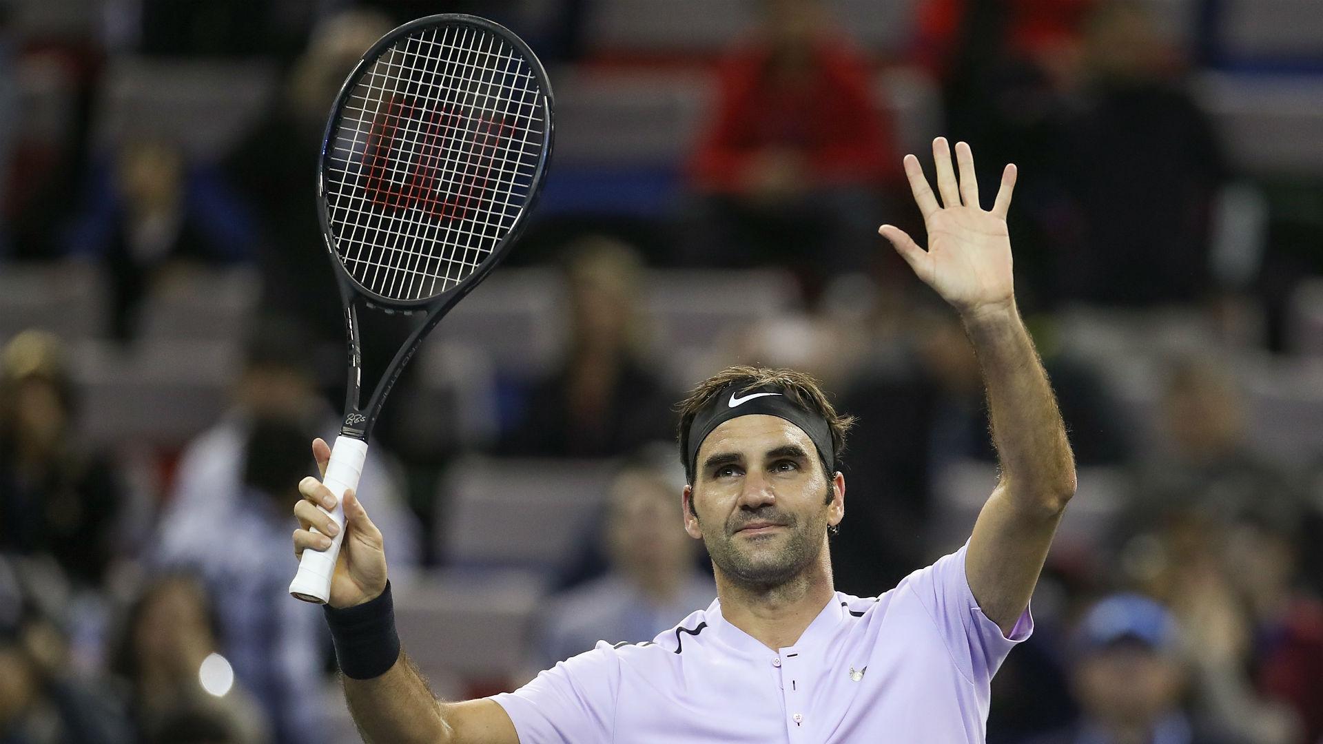 Shanghai Masters Zverev And Federer Go Through Sporting