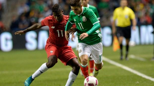 Panama 0 1 Mexico Match Report 10 11 16 Friendlies