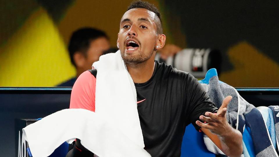 Nick Kyrgios Puts Car Up For Sale On Facebook Again