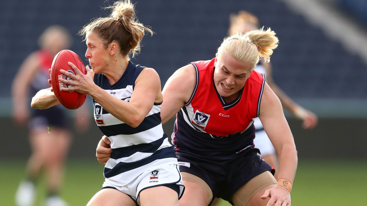 Hannah Mouncey Threatens To Take Afl To Human Rights
