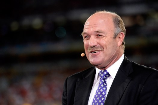 WATCH: Wally Lewis under fire following oral sex joke ...