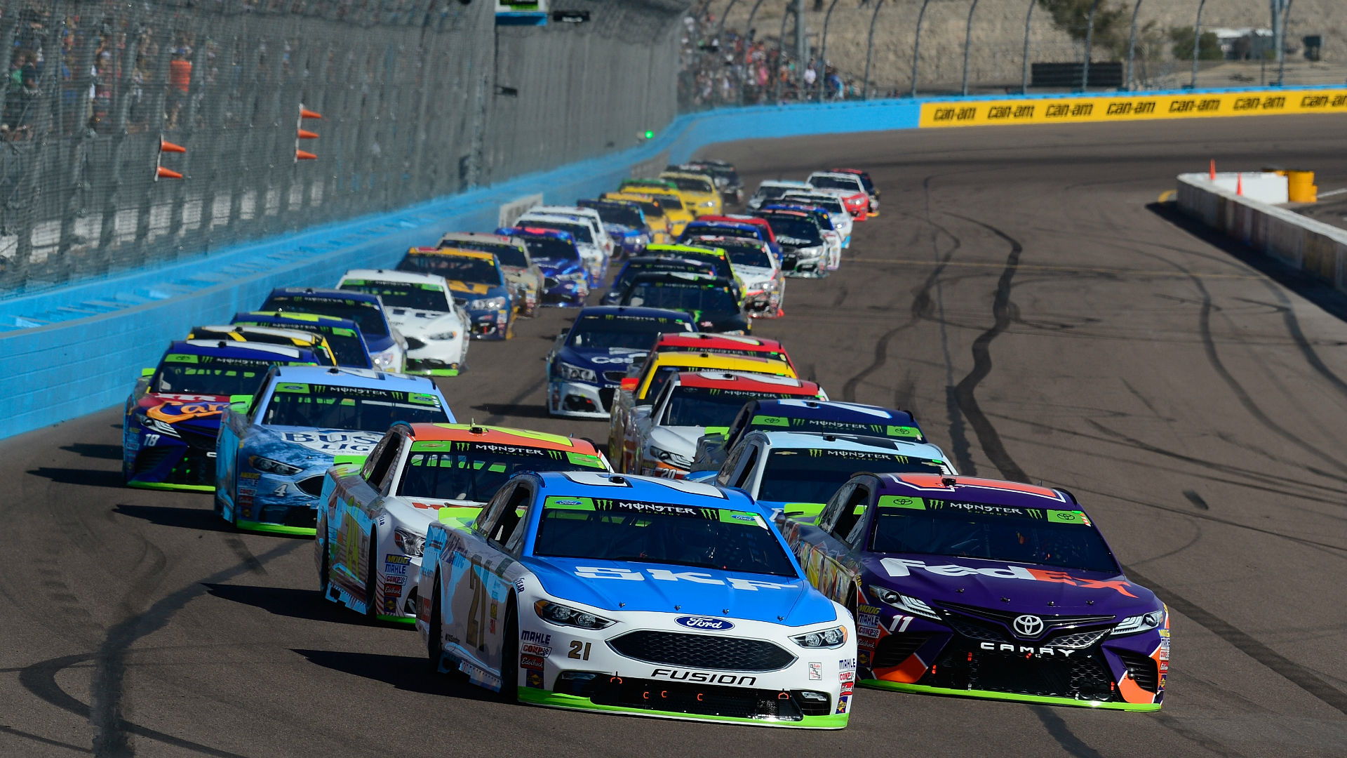 Nascar Schedule 2019 Date Time Tv Channels For Every