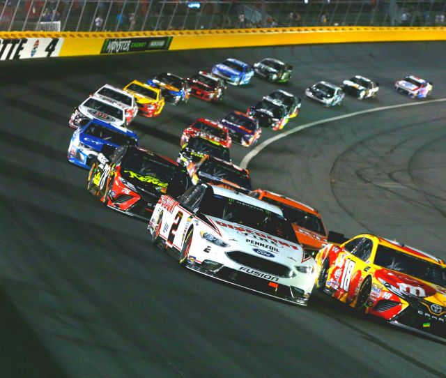 Nascar All Star Race Format For 2019 Rules Stage Lengths How Qualifying Works Sporting News