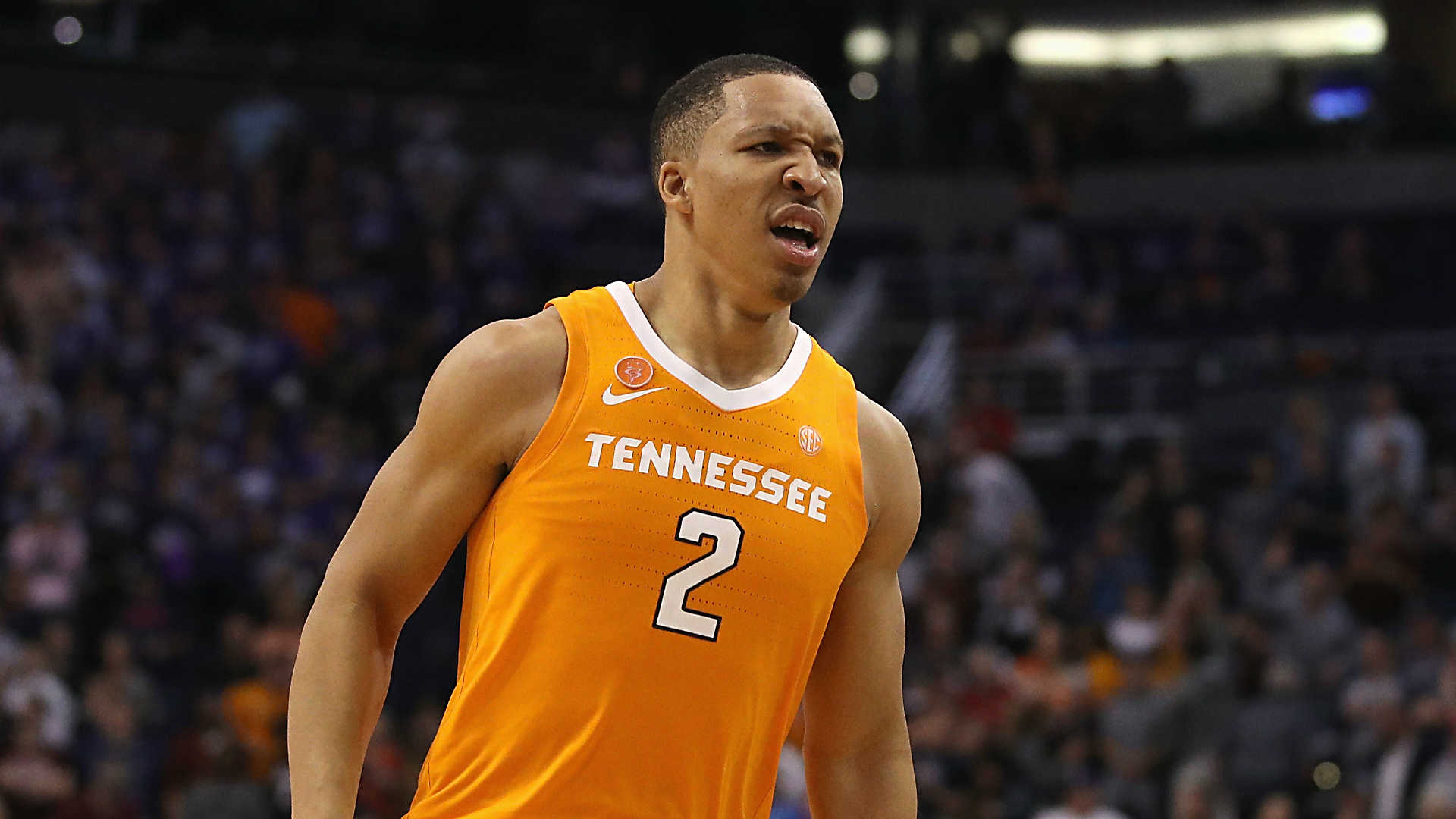 Grant Williams Overlooked Verge Of History With