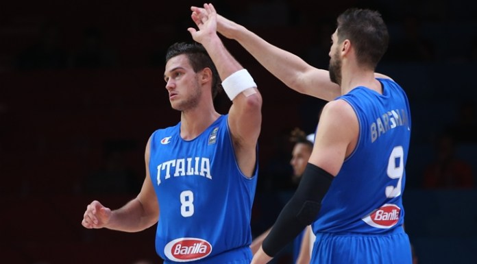 Danilo Gallinari FIBA Italy
