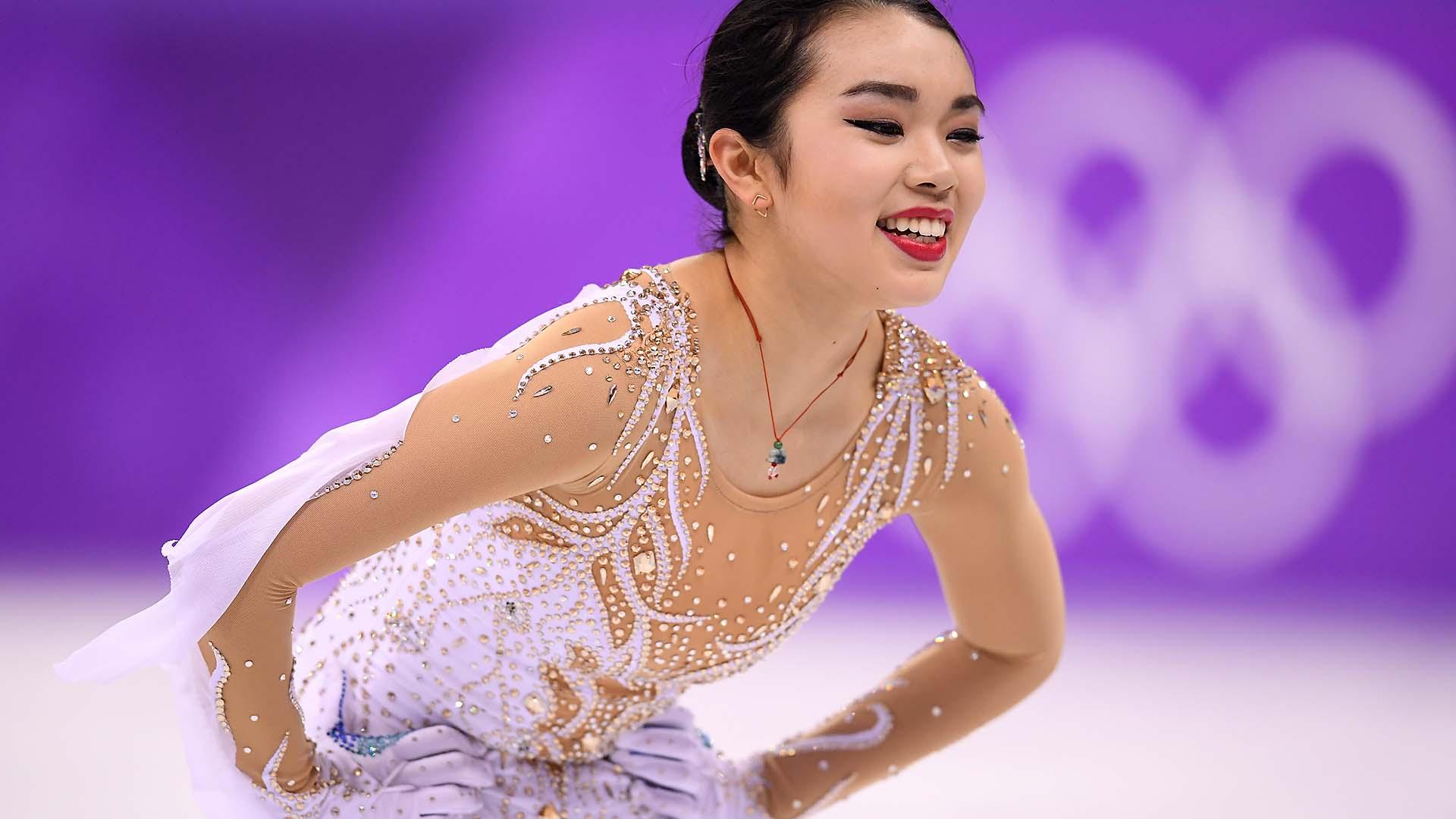 Karen Chen, United States