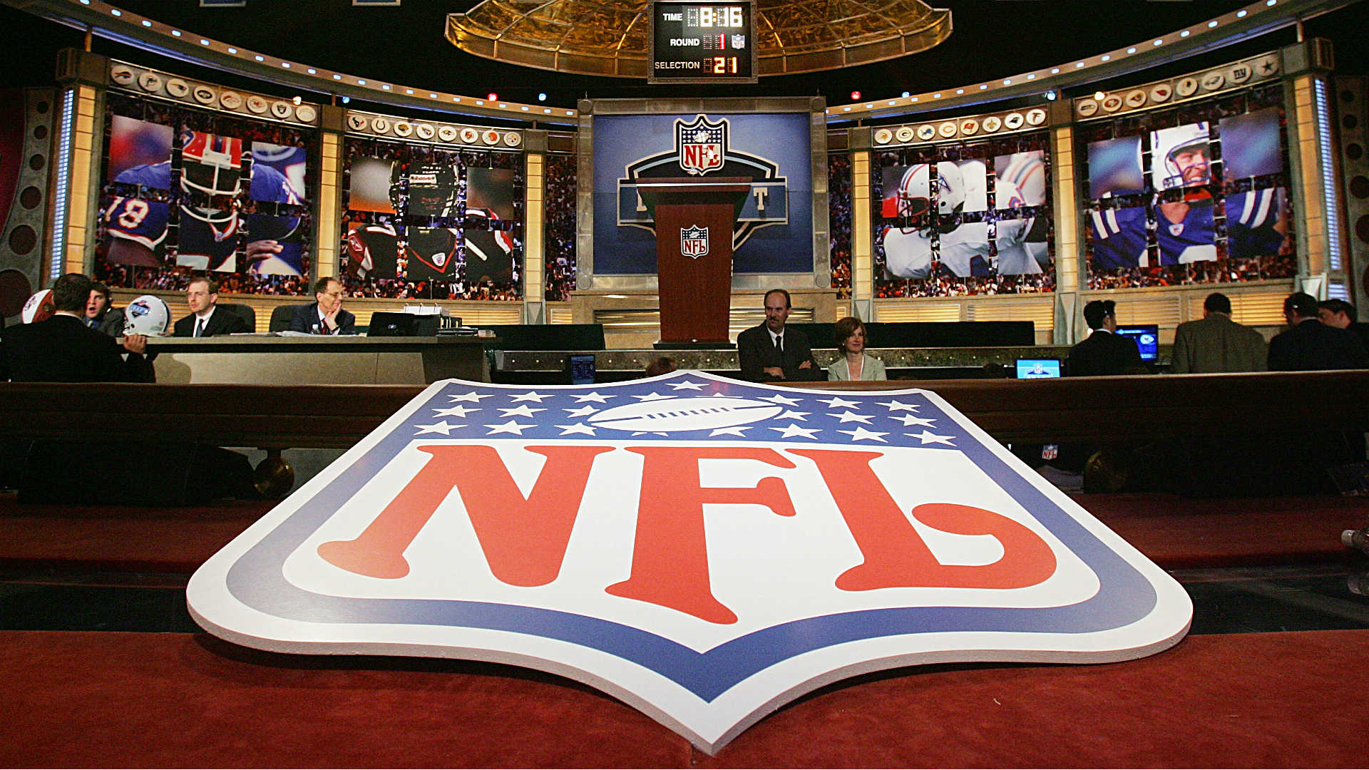 What Time Is The Nfl Draft? Saturday Start Time, Tv Info, Draft Order For  Rounds 4-7 | Nfl | Sporting News