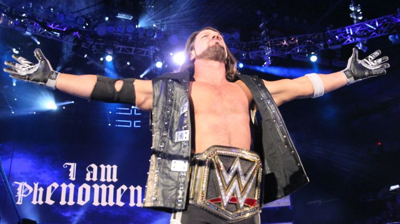 AJ Styles speaks on his WWE success, working with John Cena, the Atlanta Falcons and more | WWE ...