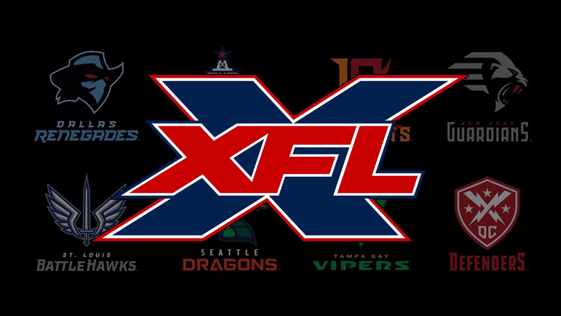 What does XFL stand for? The meaning behind 'X' has everyone confused