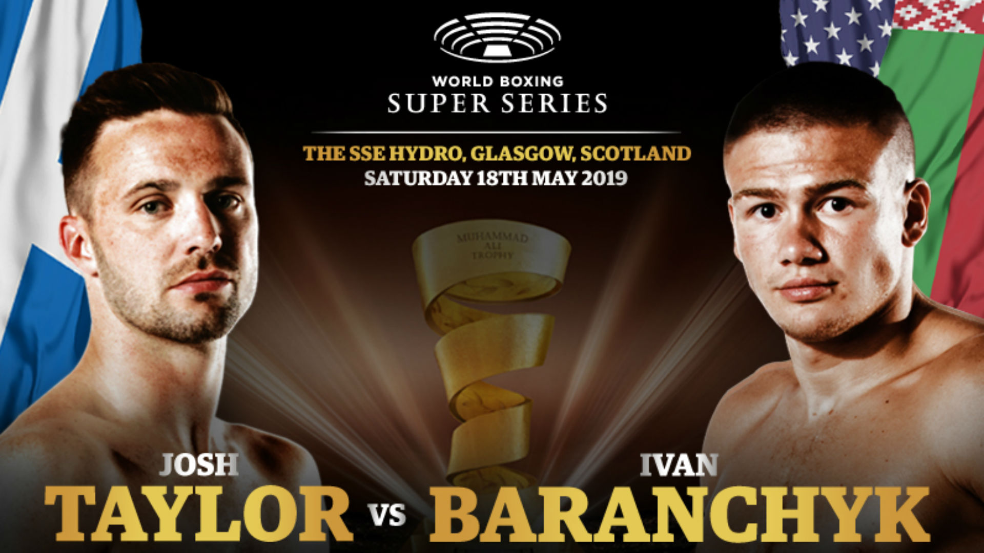 Image result for baranchyk vs josh taylor may 18th