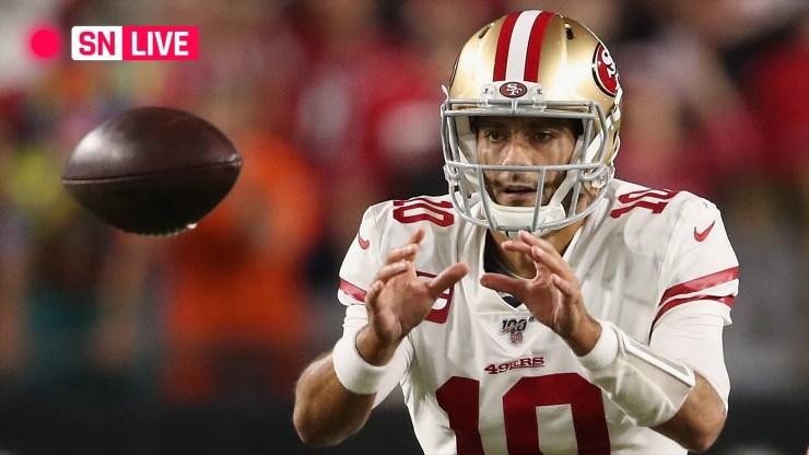 49ers vs. Saints: marcador en vivo, actualizaciones, momentos destacados del partido del domingo 9