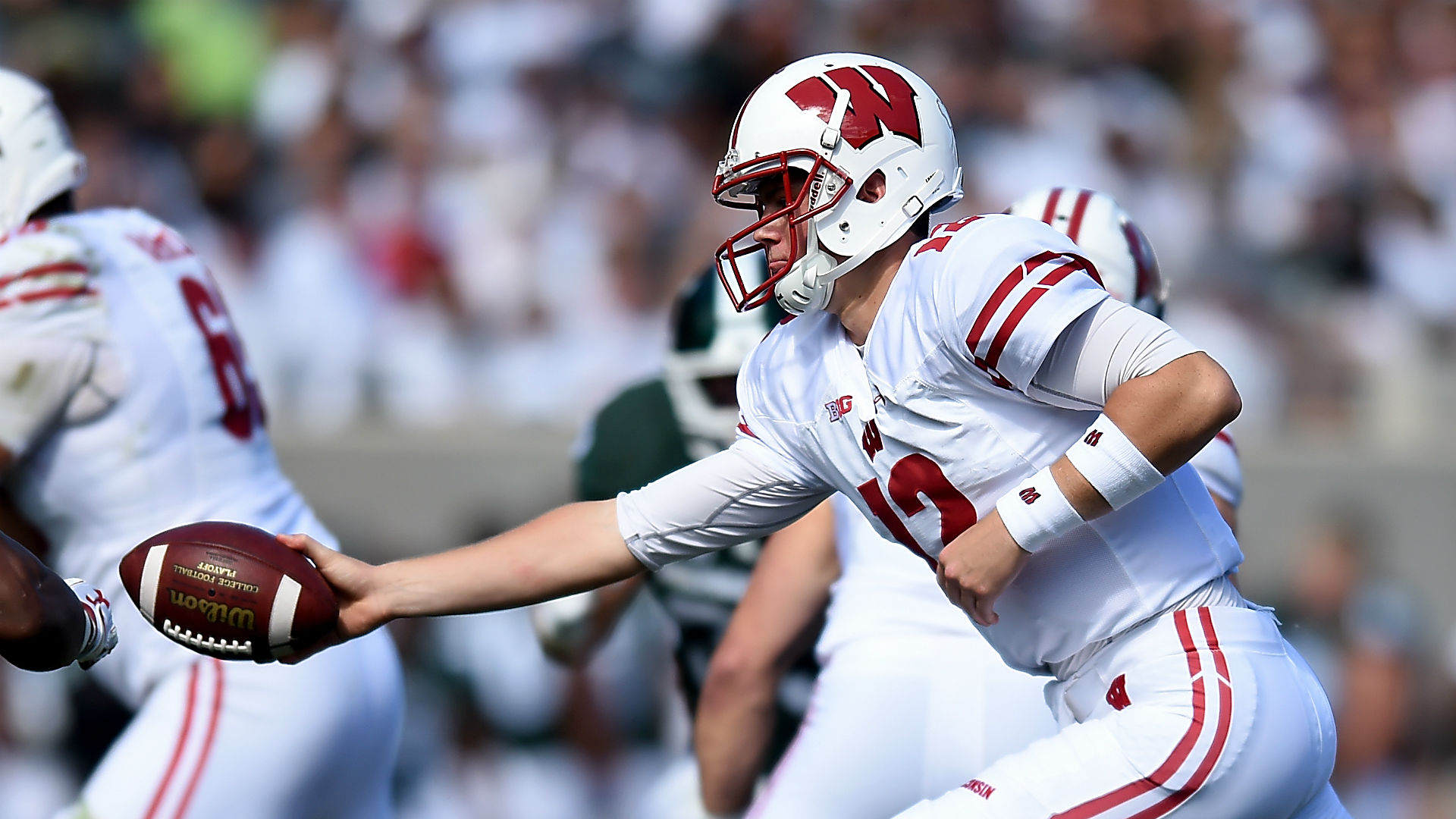 Wisconsin football schedule roster and three things to watch also ncaa rh sportingnews