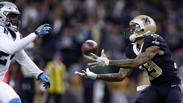 Image result for saints panthers wild card