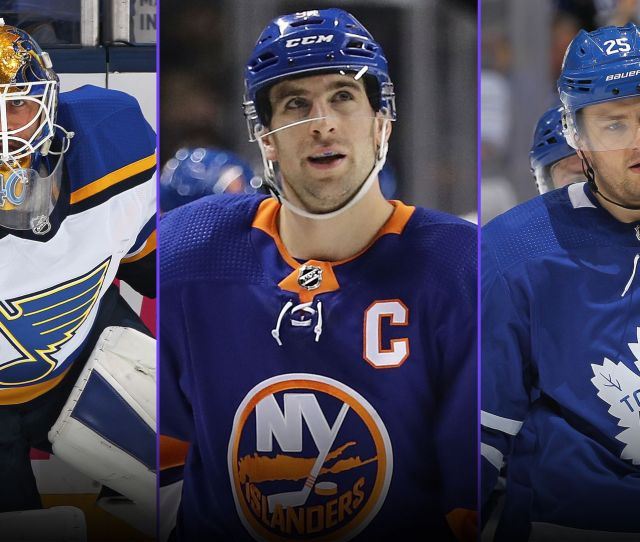 Nhl Free Agent Tracker 2018 Latest News Full List Of Signings Best Available Players
