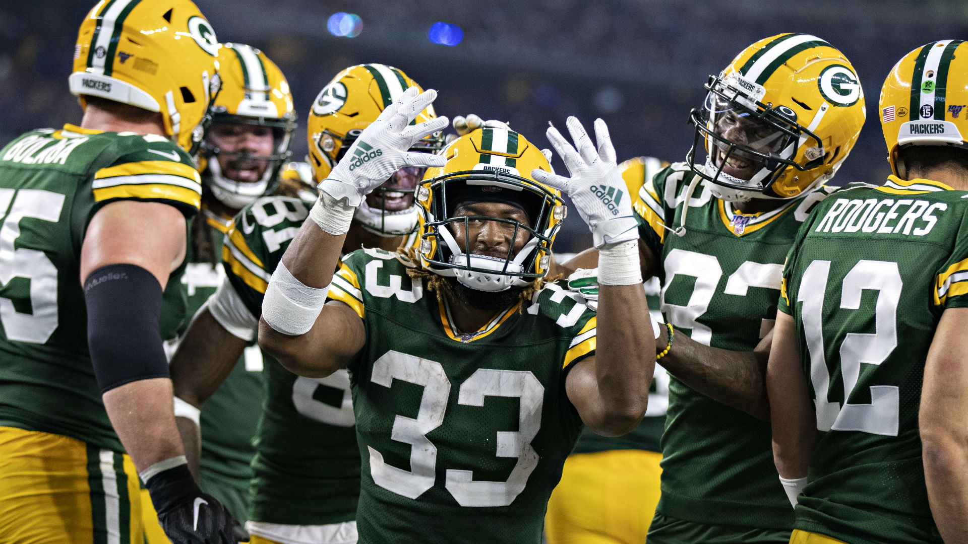 Packers Vs Cowboys Results Green Bay Holds Off Dallas