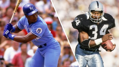 Image result for bo jackson images