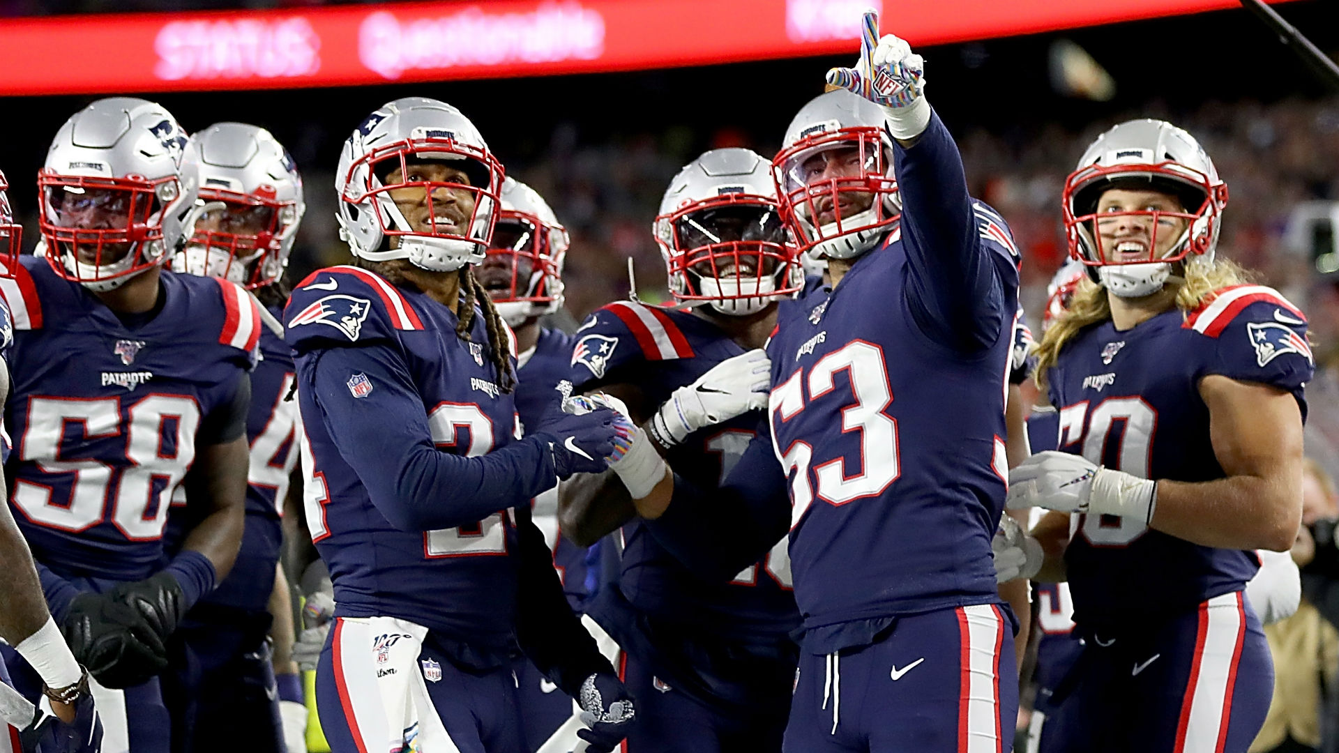 Seven Ridiculous Nfl Records The Patriots Defense Could