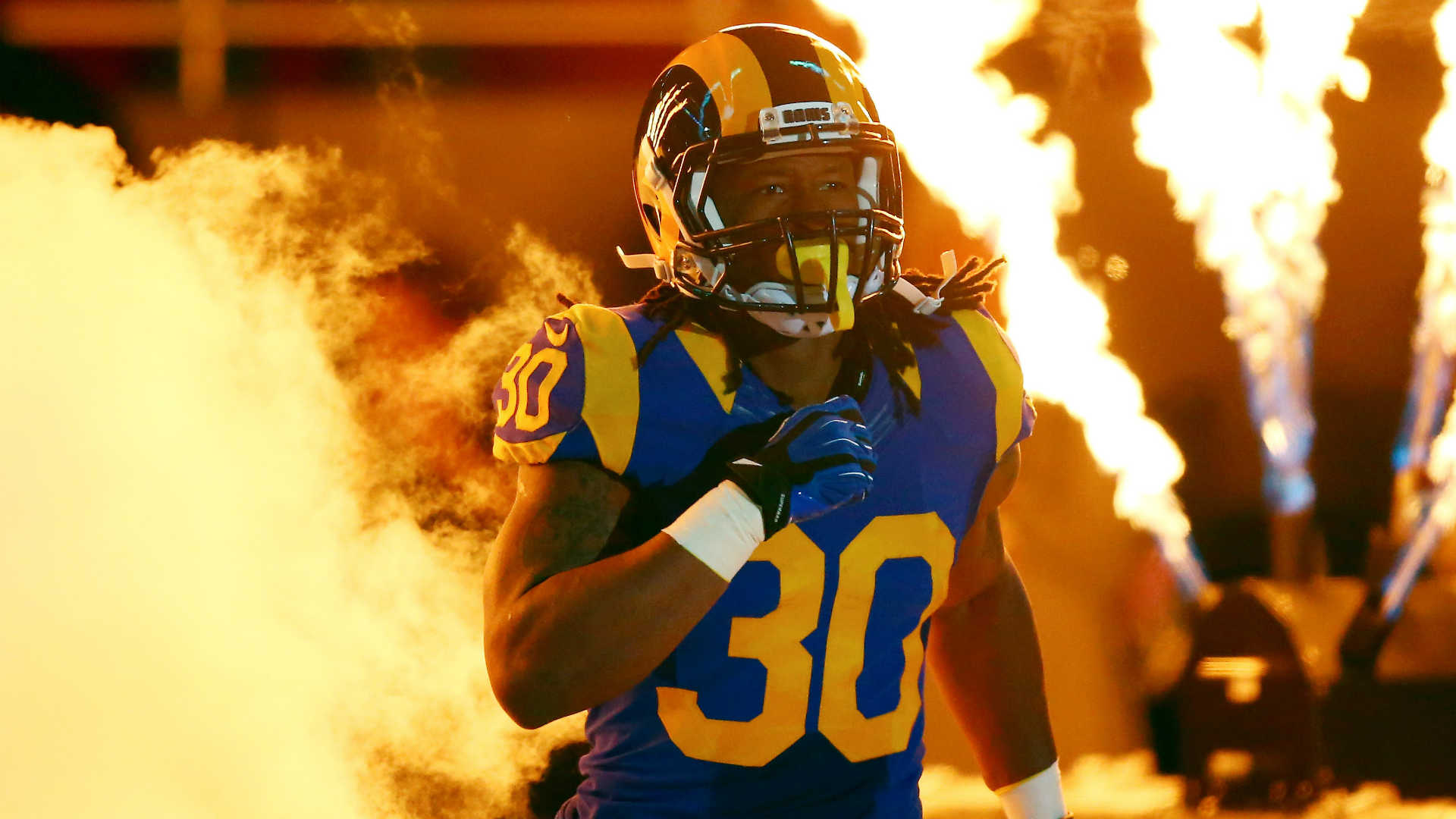 Image result for todd gurley color rush