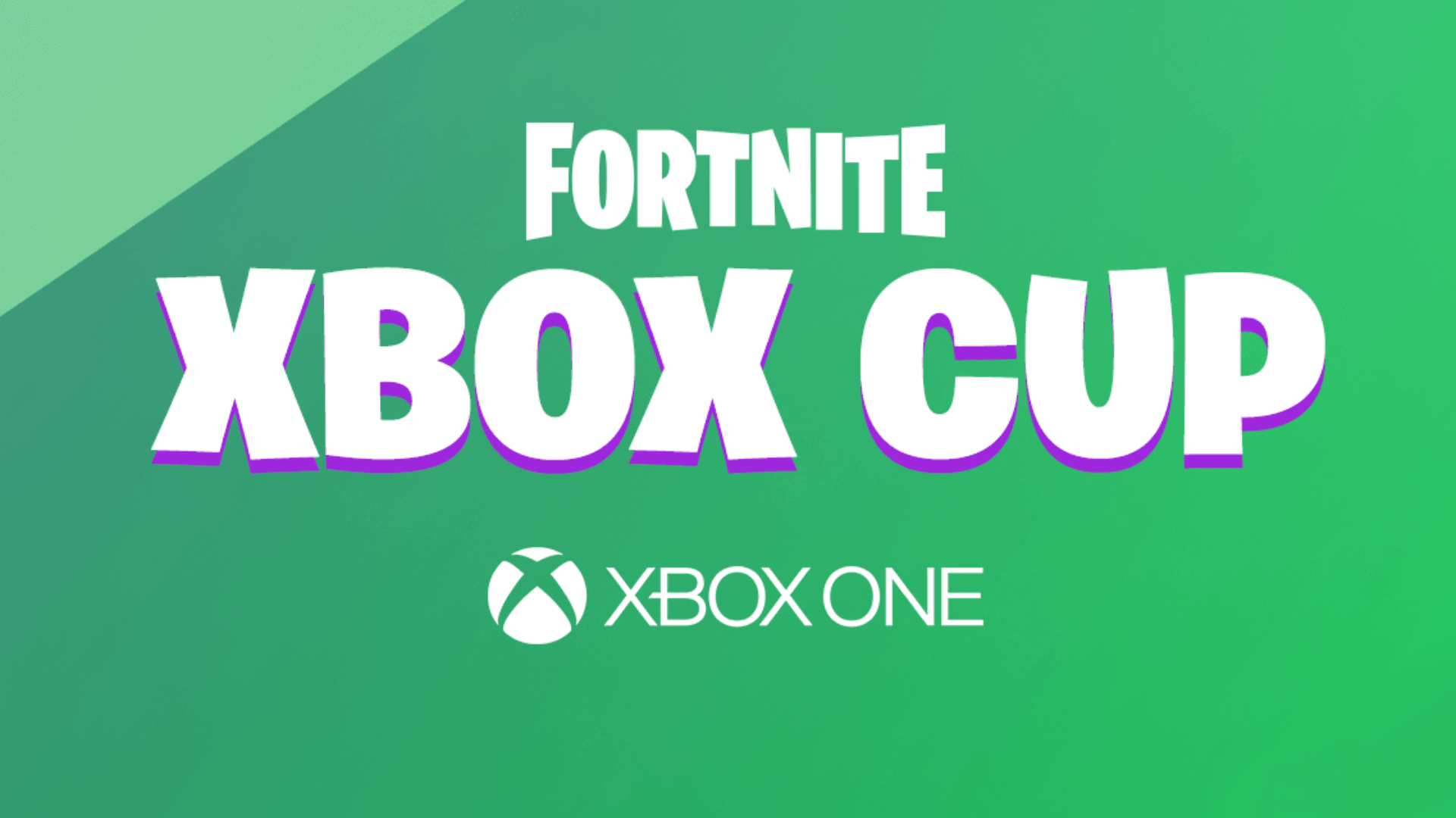 Fortnite Xbox Cup Details On Time Prize Pool And More