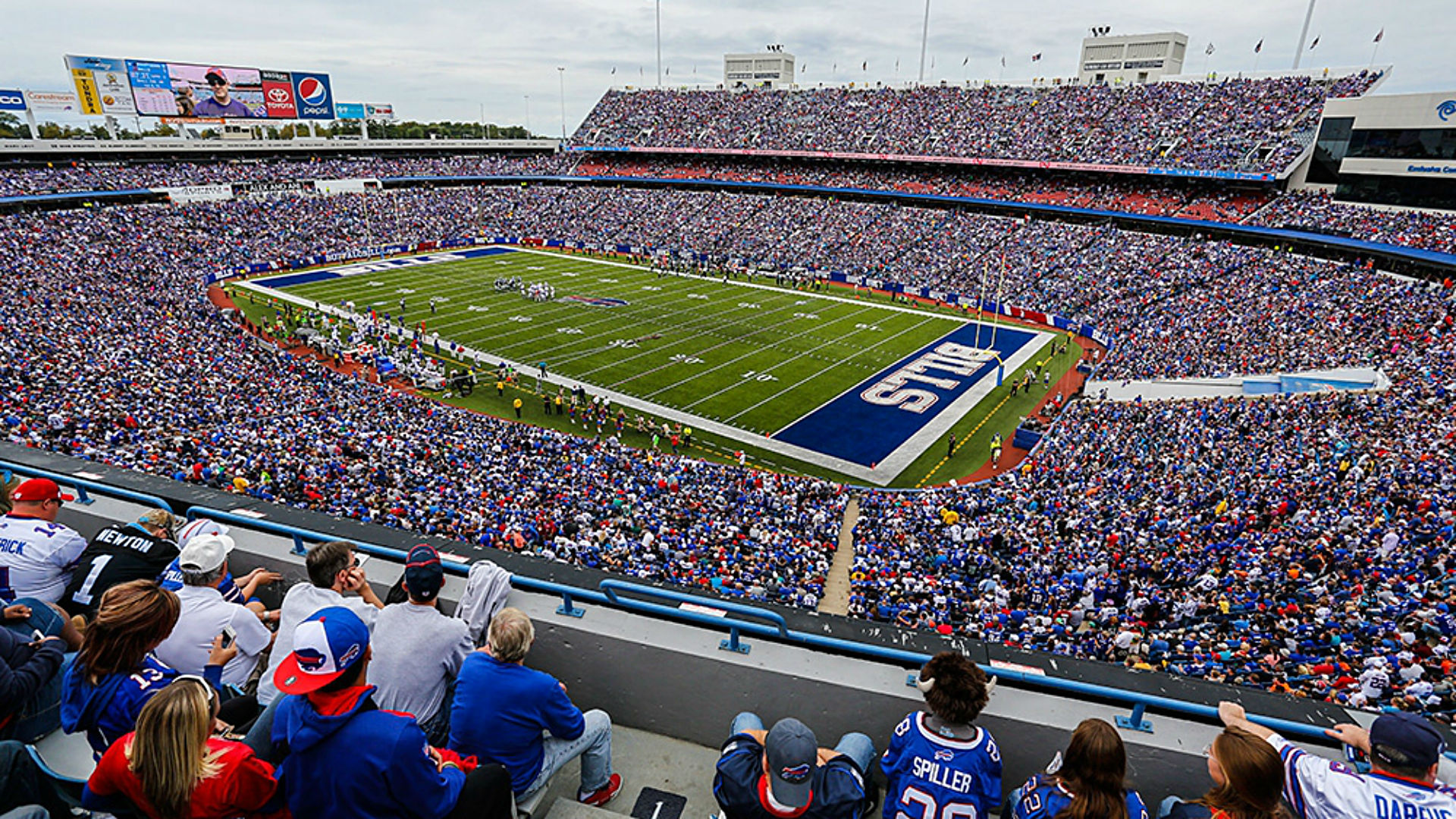 Ranking all 31 NFL stadiums Sporting News