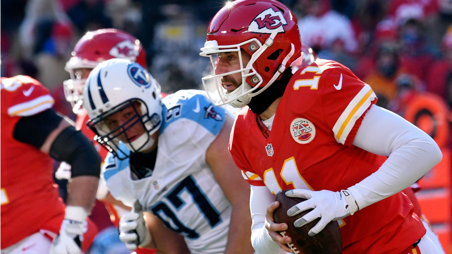 Image result for Chiefs vs. Titans