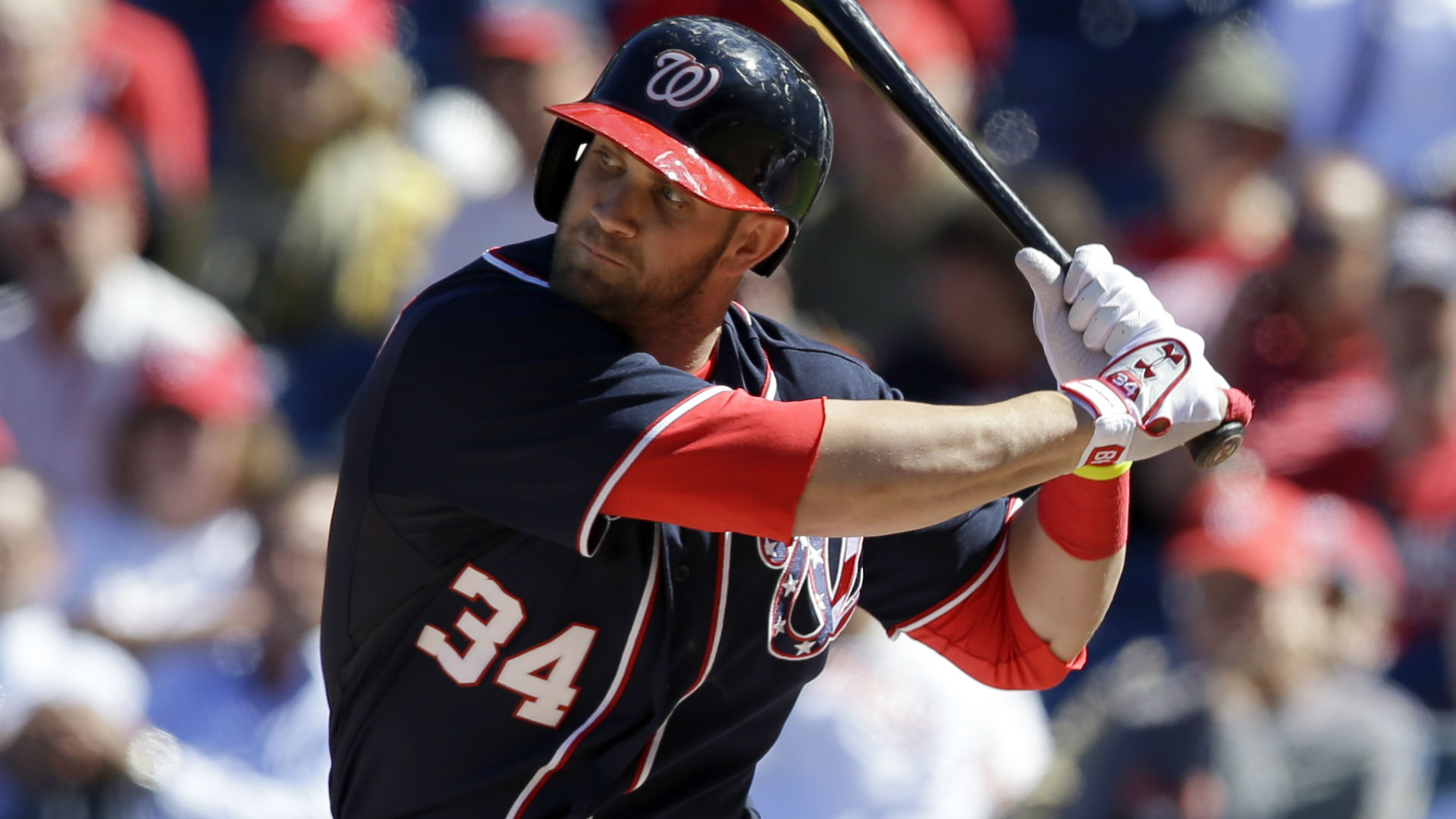 Bryce Harper's Day: Addressing Steroids, Clown Questions