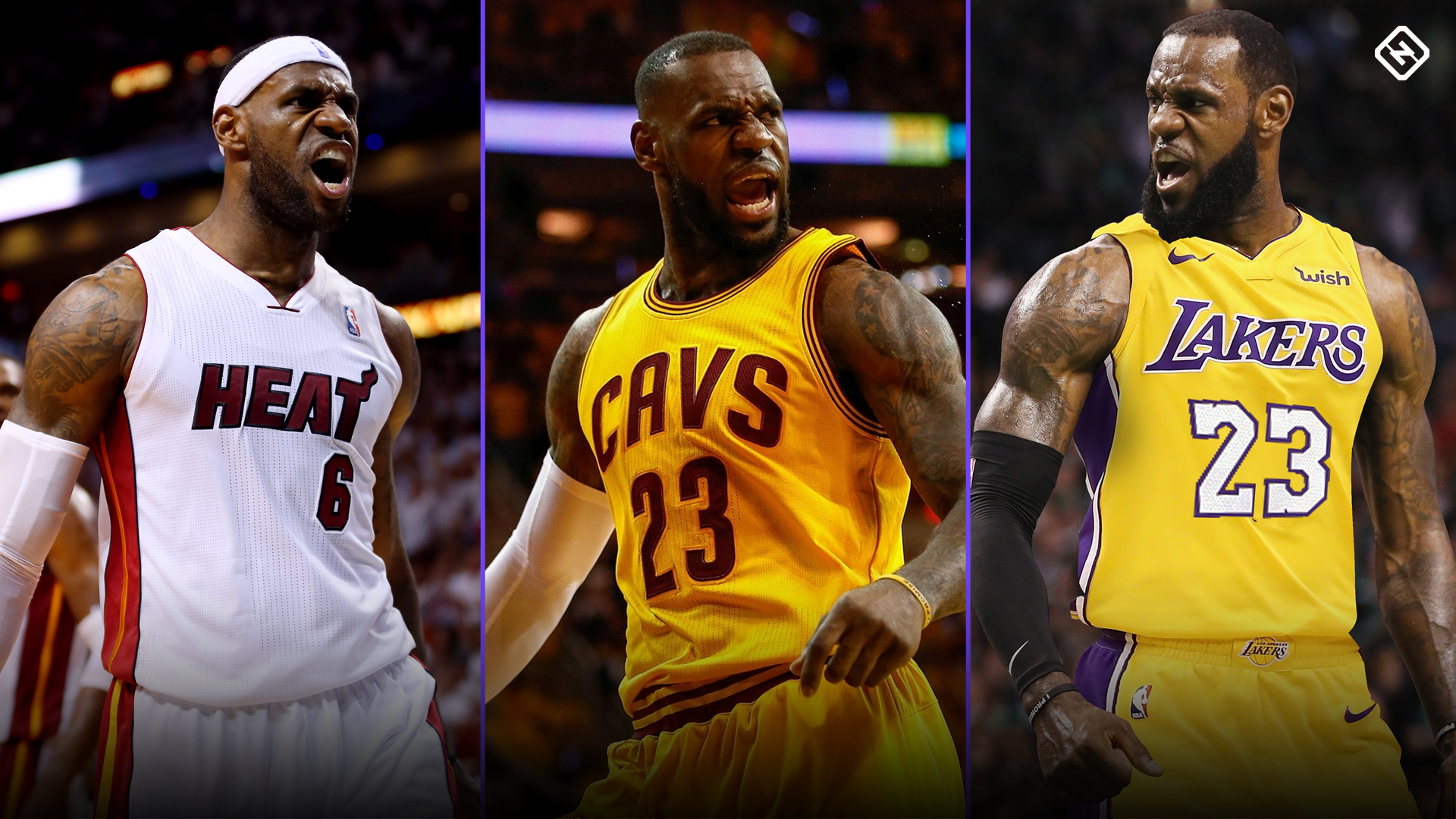 Each Stop In Lebron James Career Has Added New Element To