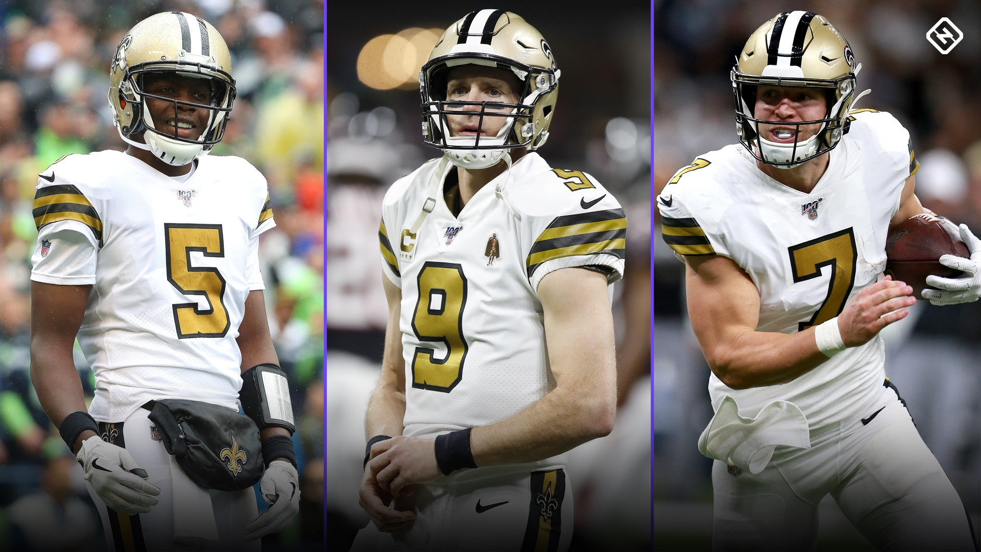 Who will play QB for Saints in 2020? Ranking the 7 scenarios for Drew Brees, Taysom Hill and Teddy Bridgewater