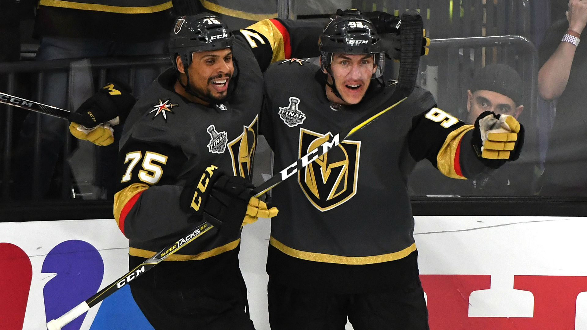 Image result for stanley cup finals 2018 game one