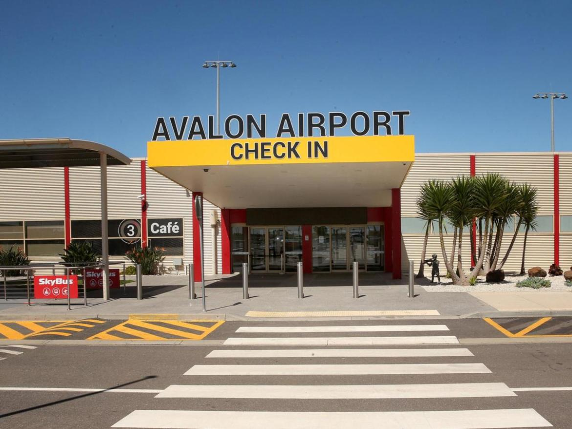 Avalon Airport is one of two options for a new quarantine facility.