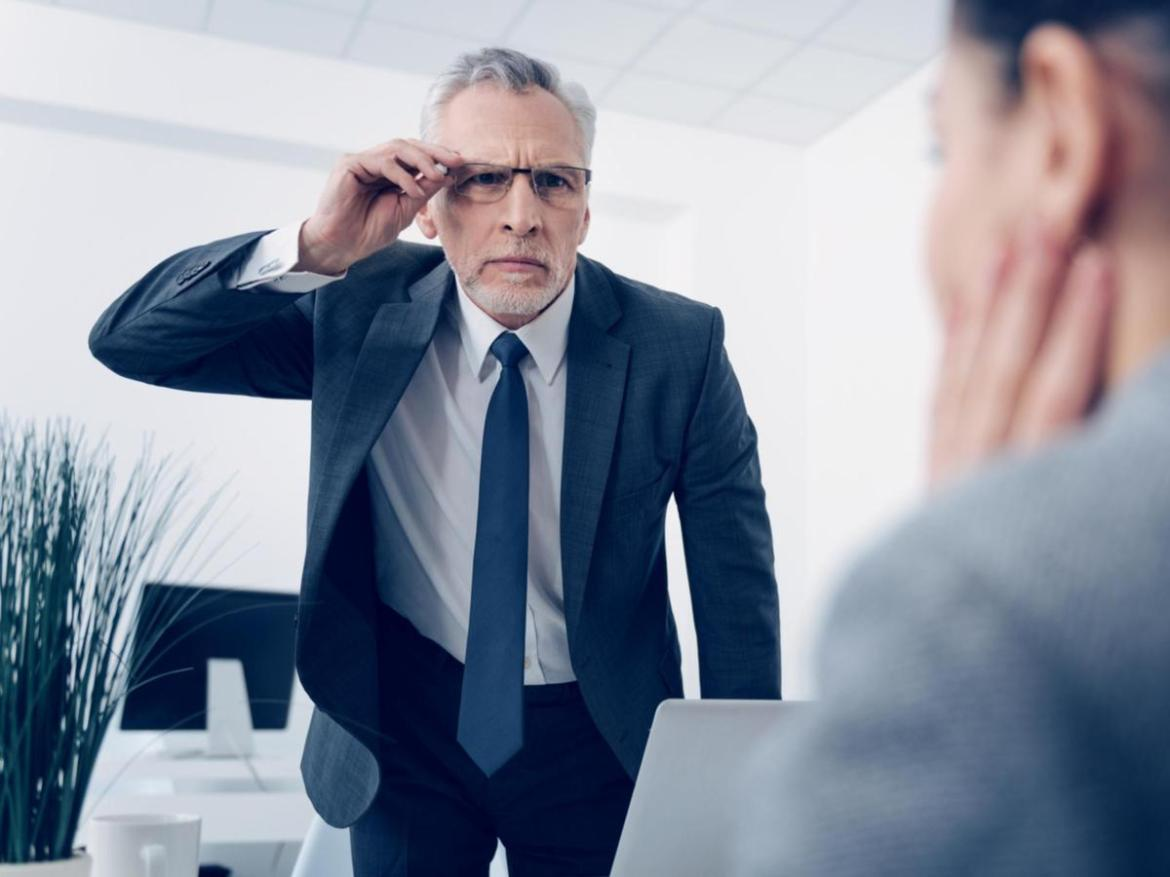 If your boss is the narcissist, it may just be best to leave.